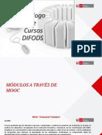 Catálogo de Cursos DIFODS