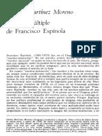 Martínez Moreno - Imagen Multiple de Francisco Espinola