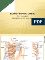 Exame Físico Do Ombro