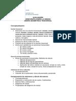DISEÑO GEOMÉTRICO TRASVERSAL