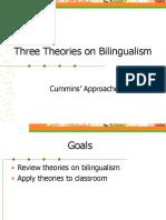 bilingual theory