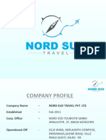 NordSud Travel Company Profile