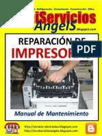 Manual Servicio Impresoras Repara TSA