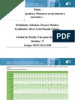 ÁlvarezMéndez Salomon M17S2 Muestroyencuentro