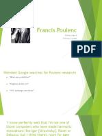 Poulenc Presentation
