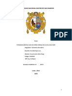 Potabilizacion Del Agua en Zonas Rurales de La Selva Del Perú - Pascual Larios Julian