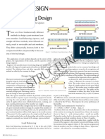 Post Tensioning Design