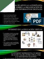 Plataforma de Apoyo a La Enseñanza Virtual Sobre