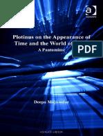 Majumdar, D. (2007). Plotinus on the Appearance of Time and the World of Sense. Wiltshire_ Ashgate Publishing..pdf