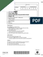 June 2017 QP - Paper 1B Edexcel Biology IGCSE.pdf