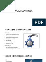 Valvula Mariposa