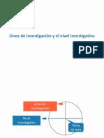 CAPITULO 1 - LINEA DE INVESTIGACIÓN Y NIVEL DE INVESTIGACIÓN (1).ppt