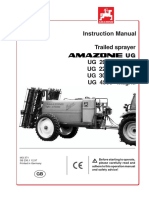 Operation Manual UG Power -Special