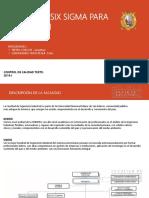 Proyecto Six Sigma FII UNMSM