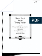 Bach Para Jovenes Violistas