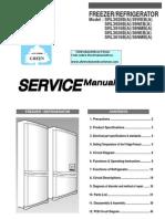 Manual de Servicio Samsung SRL 3626B