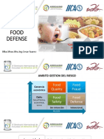 Food Safety Food Defense