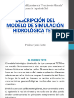 MODELO DE SIMULACIÓN TETIS
