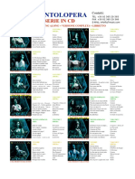 G7CLASSICS Catalogo Completo 2009 ITA