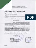 APROBACION CRONOGRAMA ACELERADO