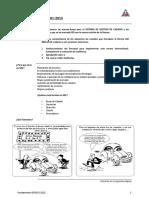 Taller de Sensibilizacion a ISO 9001