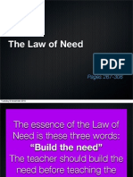 Learner Law 5a_Need