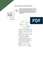 Ejercicios Presión y Manómetros