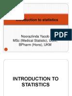 1.Introduction of Statistics