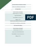 Datos de Empresas Para Empleo