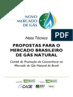 Concorrencia mercado gás
