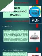 MAPRO Y PAP