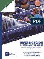 2016 Larios Investigacion en Economia y Negocios