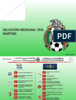 Selección Mexicana | Tata Martino - Primera parte