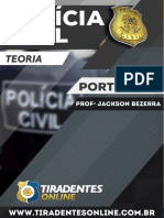 PDF Jacksonbezerra Portugues Policiacivil Teoria
