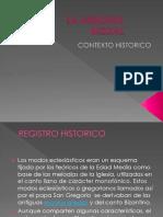 La Armonia Modal Historia