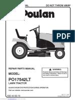 Poulan (Lawn Mower)