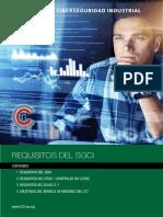Requisitos SGCI 2018