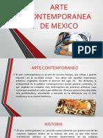 ARTE CONTEMPORANEA DE MEXICO.pptx
