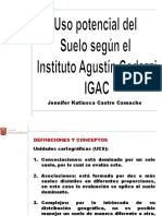 Clase 8 Semana Uso de Suelo IGAC