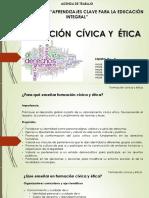 Formacion Civica y Etica Presentacion