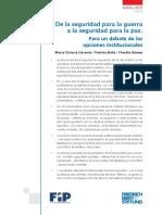 DE la seguridad para la guerra a la seguridad para la paz.pdf