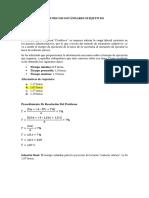 Método de Estándares Subjetivos y Estadísticos