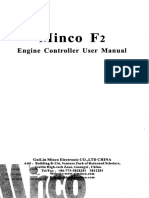 ECU Minco-F2 Manual En