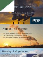 Air Pollution Group 2