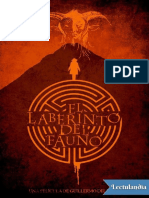 El Laberinto Del Fauno - Guillermo Del Toro