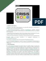 Crisis y Sus Fase1