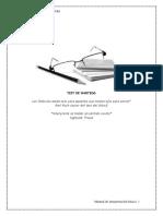 Manual Wartegg - Nº2