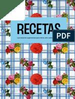 Recetas II - Diana Aisenberg