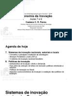 Economia Da Inovacao Aula 07 09 (1)