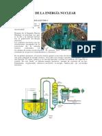 Sobre Los Usos de La Energía Nuclear y Sus Efectos en La Salud